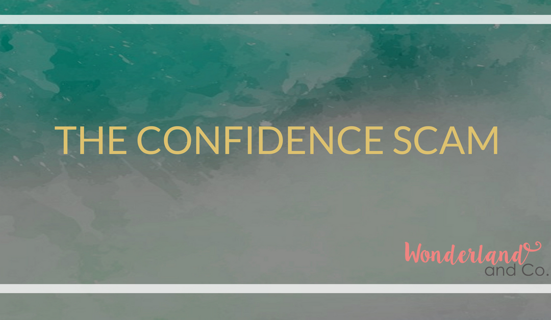 The Confidence Scam