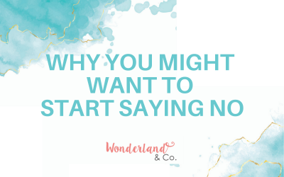 Why You Might Want to Start Saying No